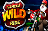Santa's Wild Ride автоматы вулкан