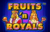 Fruits and Royals игровые автоматы