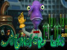 Monster Lab - online игровой слот с быстрым выводом выигранных денег