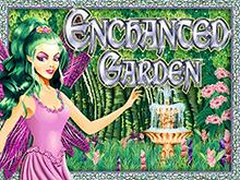 Играем на деньги в online-слот Enchanted Garden