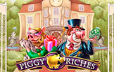 Piggy Riches автоматы вулкан