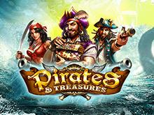 Pirates Treasures: игровой слот принесет приличный чистый выигрыш